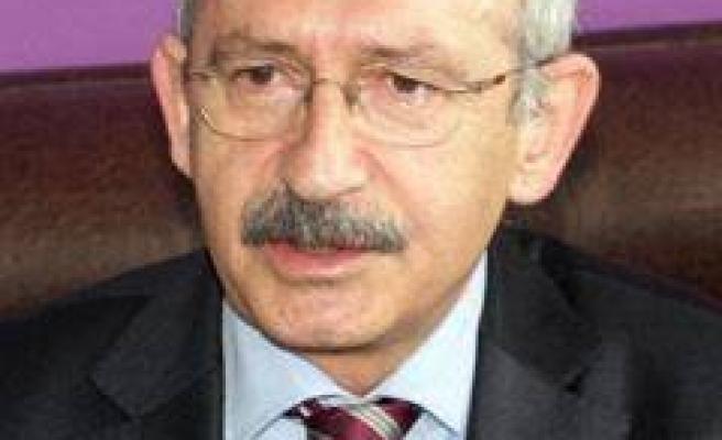 Kılıçdaroğlu yine Kahramanmaraş'a geliyor...