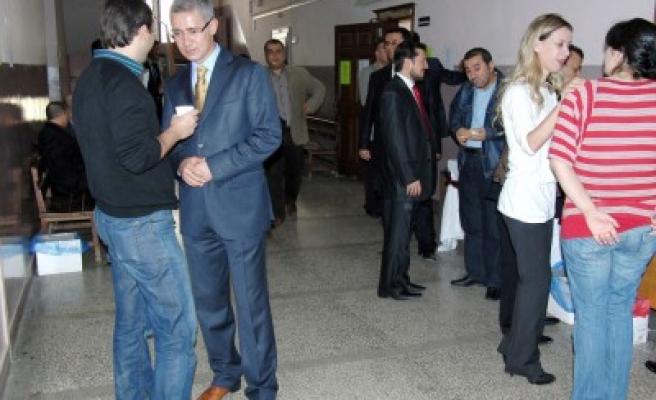 Baro seçimini İsmail Kahveci yine kazandı!.