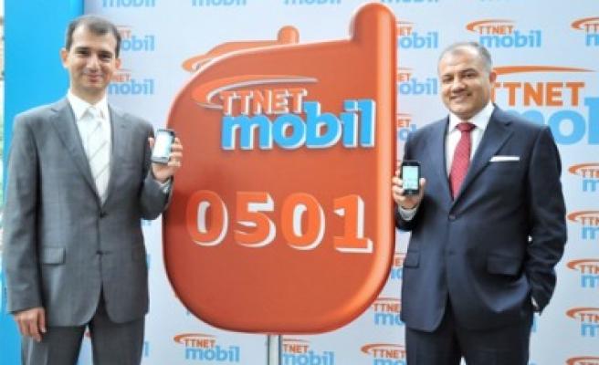 Yeni operatörümüz TTNET Mobil!
