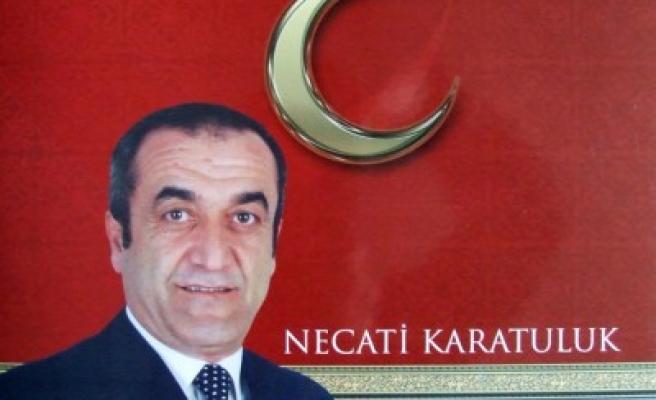 MHP'li Necati Karatuluk işi sıkı tutuyor!...