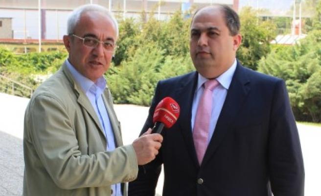 Karaküçük, TRT Haber kanalının canlı yayın konuğu oldu..