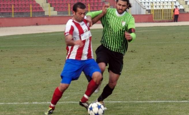 Kahramanmaraşspor A.Ş. - Belediye Bingölspor: 2-0