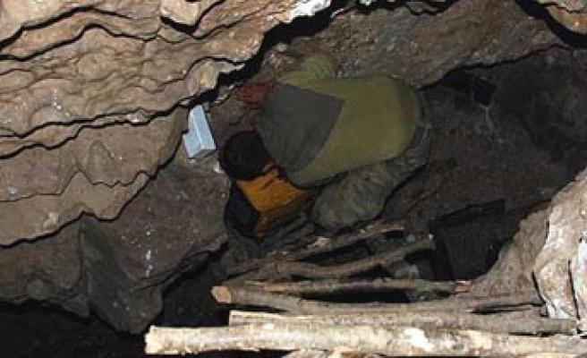 Öcalan mağaraların sırrını açıkladı..