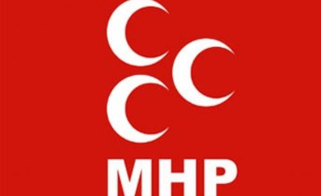 MHP'nin Merkez İlçe Kongresi 8 Ocak'ta..