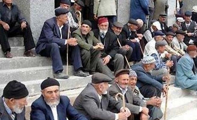 Emeklinin gözü kulağı Erdoğan'da...