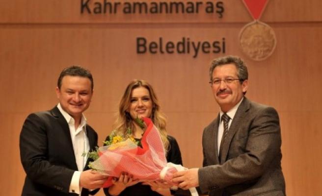 Ertuğrul Erkişi Kahramanmaraş'ı çok sevdi...