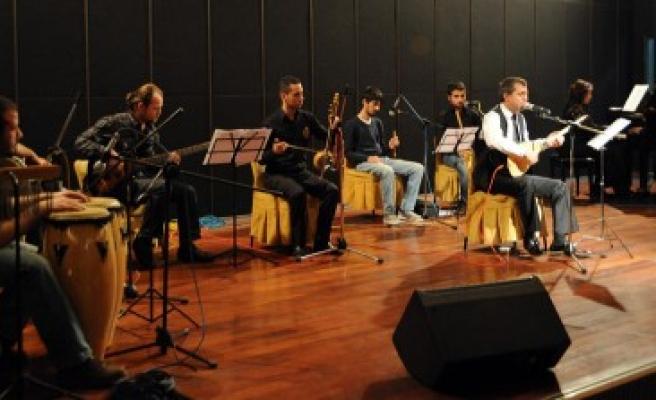KSÜ'de Türk Halk Müziği Gecesi…