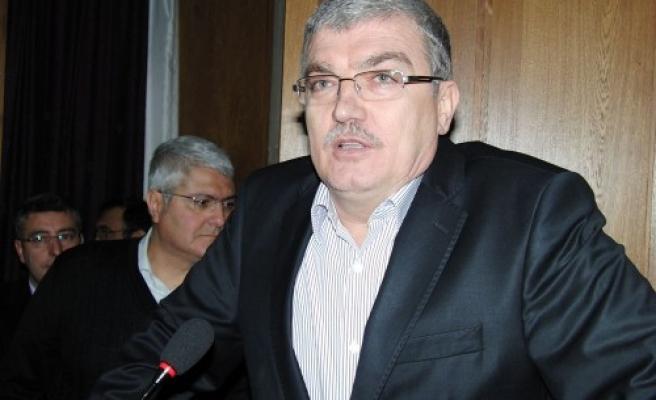 FLAŞ: Milletvekili Sıtkı Güvenç kaza geçirdi!..