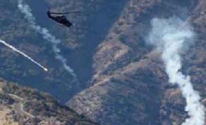 PKK'nın kimyasal silah iddiası çürütüldü..