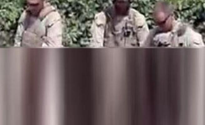 ABD'li askerler, ölülerin üzerine 'işedi mi'?