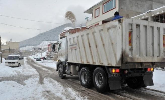 Kahramanmaraş Belediyesi kendine 'tam not' verdi!