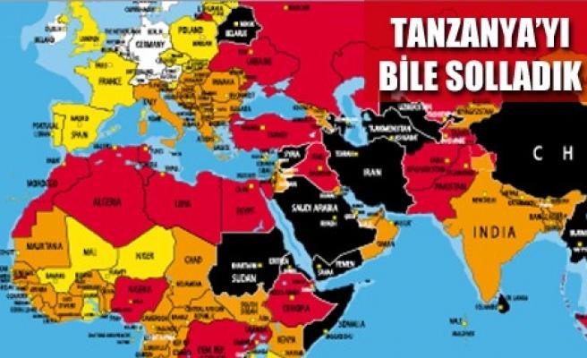 Türkiye yine sınıfta kaldı!..