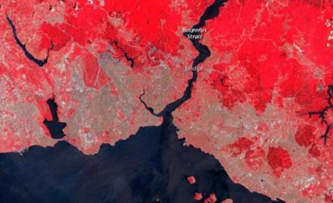 İstanbul 36 yılda bu kadar genişledi...