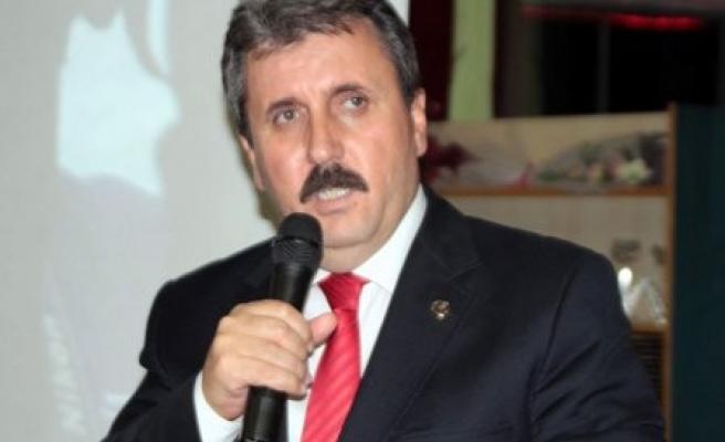 Destici yeniden BBP Genel Başkanı seçildi..