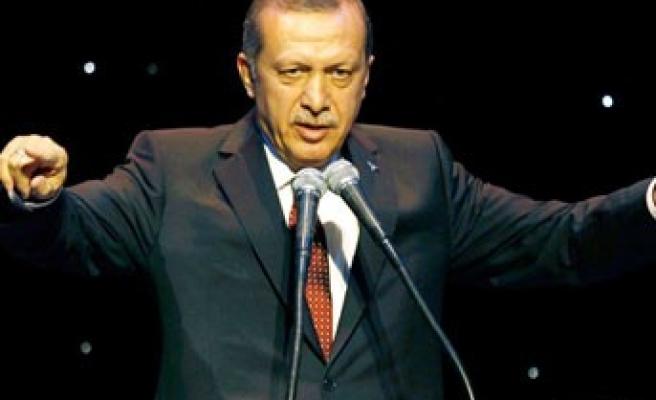 Erdoğan: 'Atam izindeyiz' diyerek izin yaptılar..