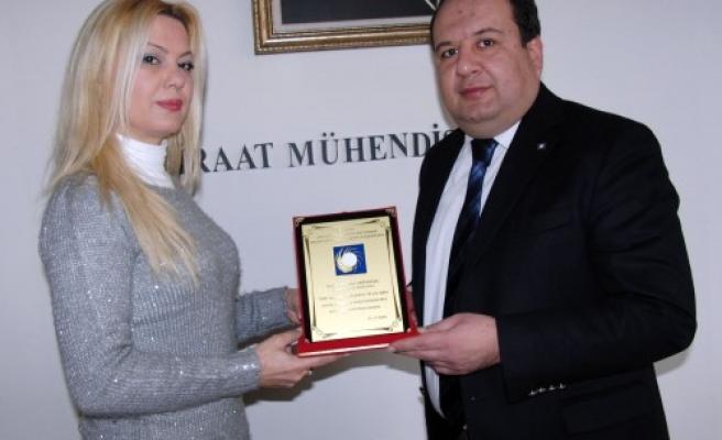 TUTAP Kahramanmaraş'a gönüllü 'elçi' oldu...