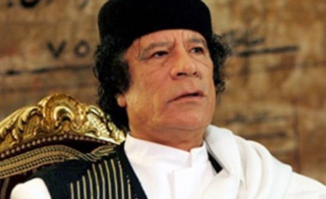 Kaddafi'nin gömleğine 2 milyon dolar!..