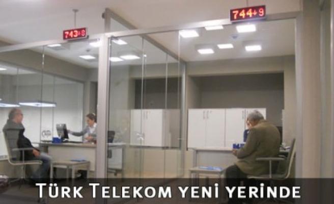 Türk Telekom, Özel İdare binasından taşındı..
