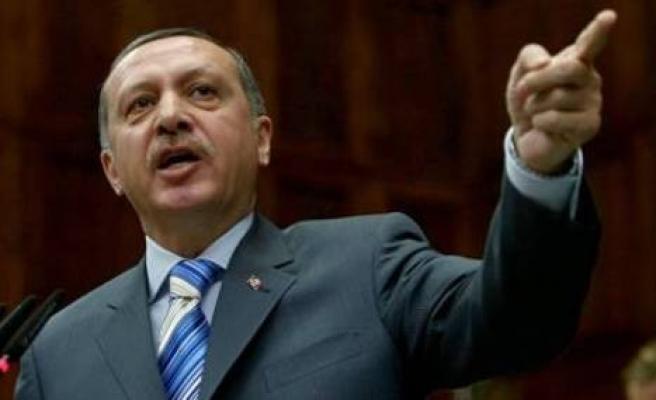 Erdoğan; 'Bir ucu Ergenekon'a bir ucu PKK'ya'