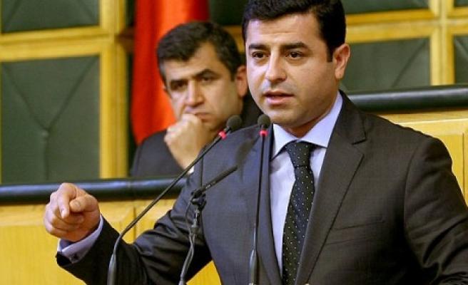 'Türkiye'nin sınırı Kürdistan olacak'