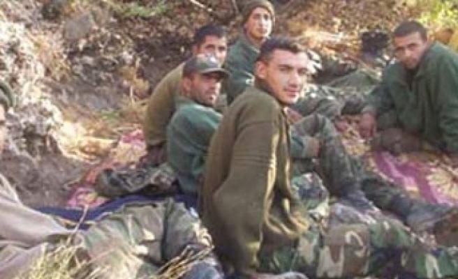 Dağlıca'da kaçırılan askere 15 ay hapis!..