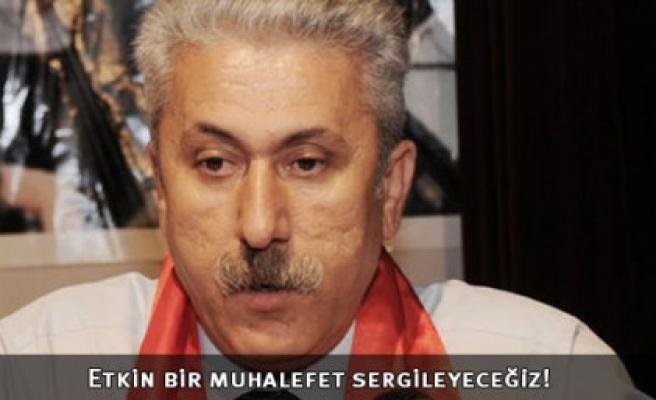 CHP: Etkin bir muhalefet sergileyeceğiz!..