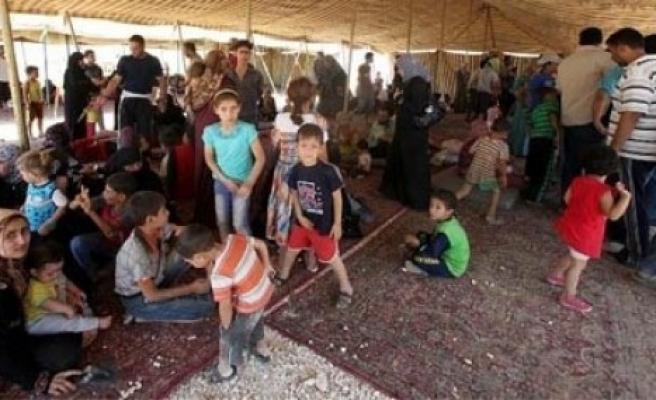 'Suriye'den gelenler mülteci statüsünde değil'