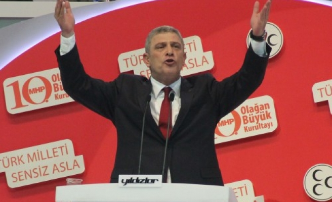 Aydın; 'Hedefimiz 3 milyon kişiyi parti üyesi yapmak'