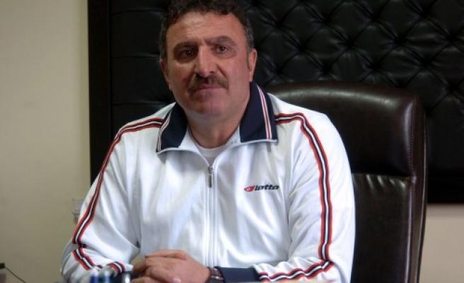 Fethi Çokkeser; 'Kulübümüz maddi sıkıntı içerisinde'