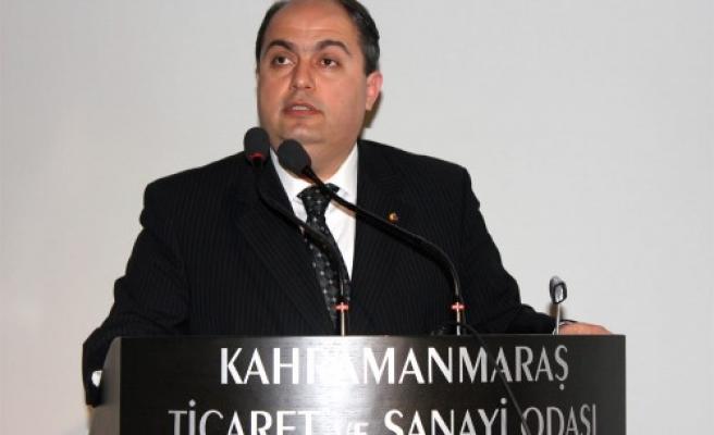 KATSO Başkanı Karaküçük adaylığını açıkladı...