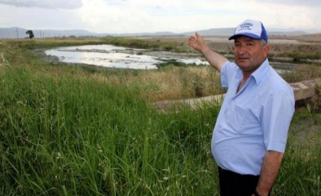 Pazarcık ilçesine atık su arıtma tesisi..