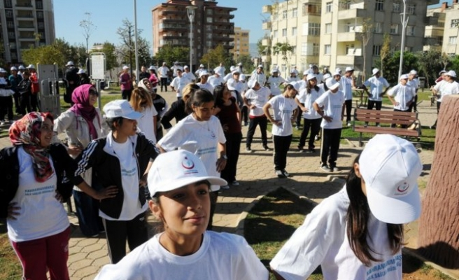 Sağlıklı yaşam için hareket