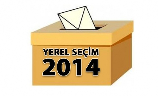 2014 Yerel Seçim Kahramanmaraş Belediye Aday Adayları