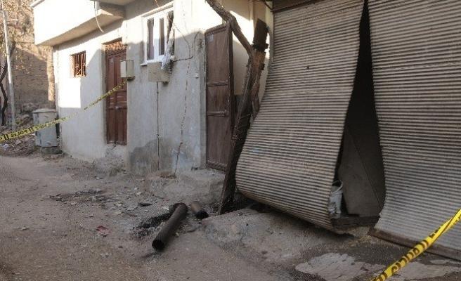 Kahramanmaraş'ta tüp patladı: 1 Yaralı