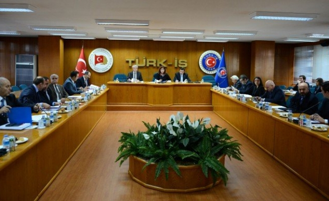 Asgari Ücret Komisyonu 3. Kez Toplandı