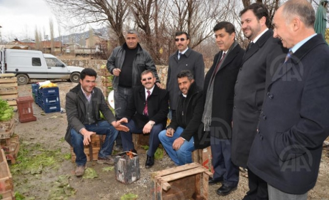 AK Parti Göksun Belediye Başkan adayı Aydın