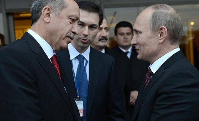 Putin ile Erdoğan Soçi'de görüşecek