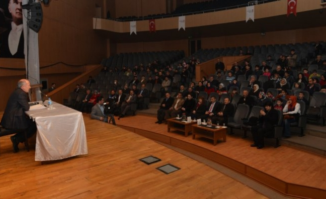 Kurtuluş Destanı konferansı