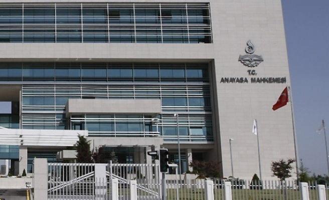 CHP'den Anayasa Mahkemesi'ne başvuru