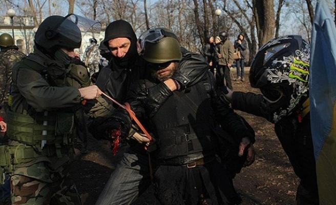 Ukrayna'da çatışmalar şiddetleniyor