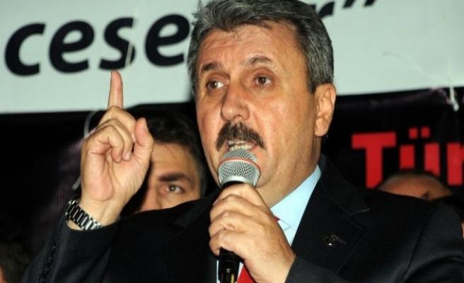 'Türkiye'yi bu duruma düşüren hükümettir'