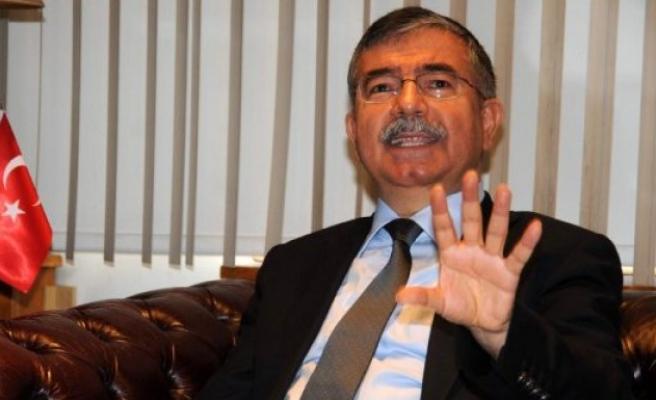 Savunma Bakanı Yılmaz:'Saldırı olursa karşılığını veririz'