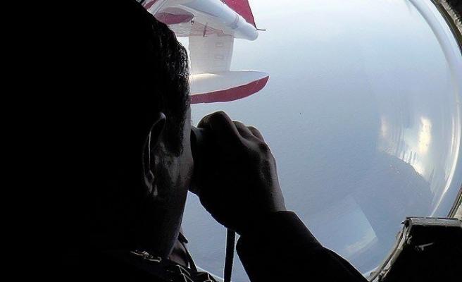 Kayıp uçağa ait 2 cisim bulundu