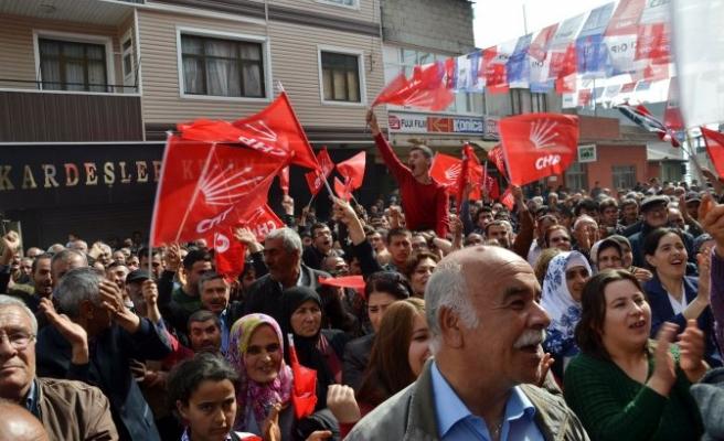 CHP'li Loğoğlu:'Seçim Türkiye'nin kaderini belirleyecek'