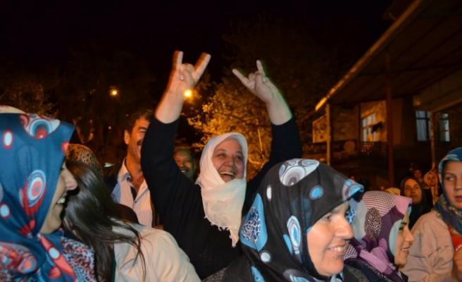 Türkoğlu'nda MHP'ye Büyük Katılım