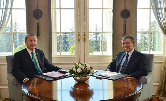 Gül, Başbakan Erdoğan ile görüştü