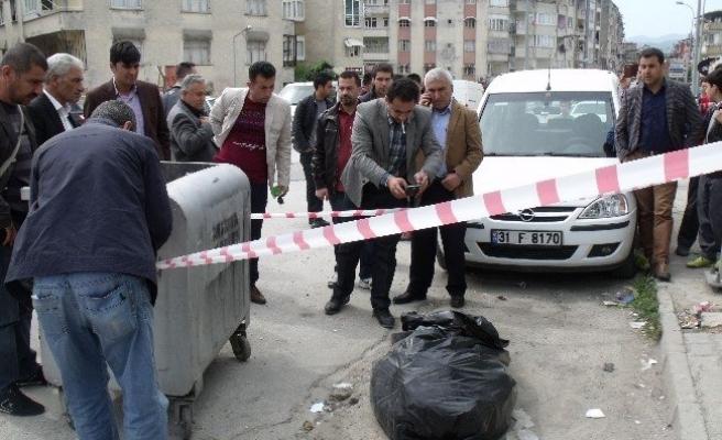 Çöplükte Oy Pusulaları Çıktığı İddiası