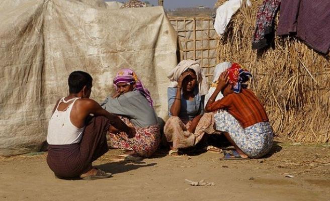 Arakan'da insan hakları alarm veriyor