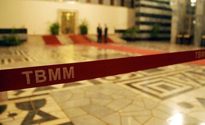 Meclis'e randevusuz ziyaretçi alınmayacak
