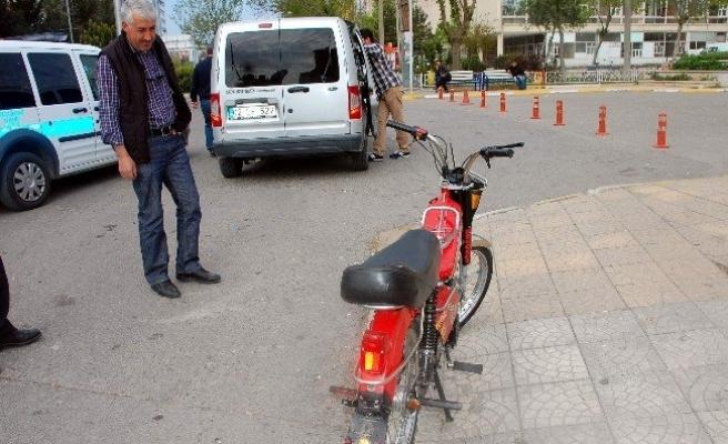 Çaldığı Motosikleti 2 Saat Kullanabildi